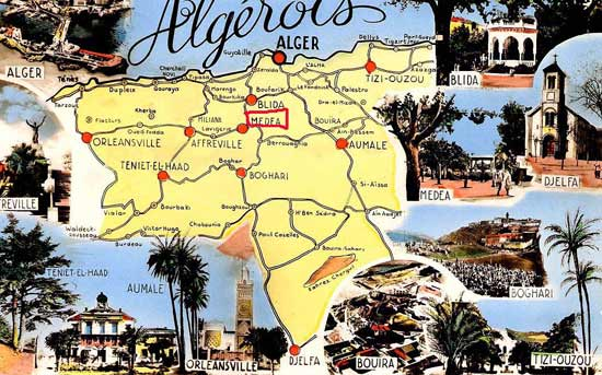 MEDEA-CARTE-ALGERIE