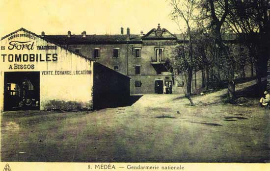 MEDEA-La-gendarmerie